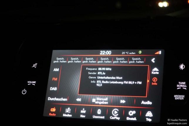 Luxemburgse radio (Le petit requin)