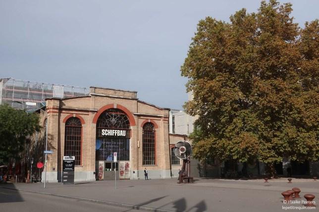 Schiffbau Zürich (Le petit requin)