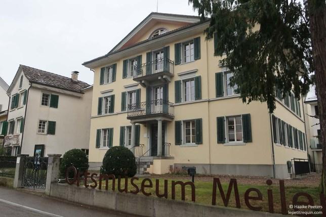 Ortsmuseum Meilen (Le petit requin)