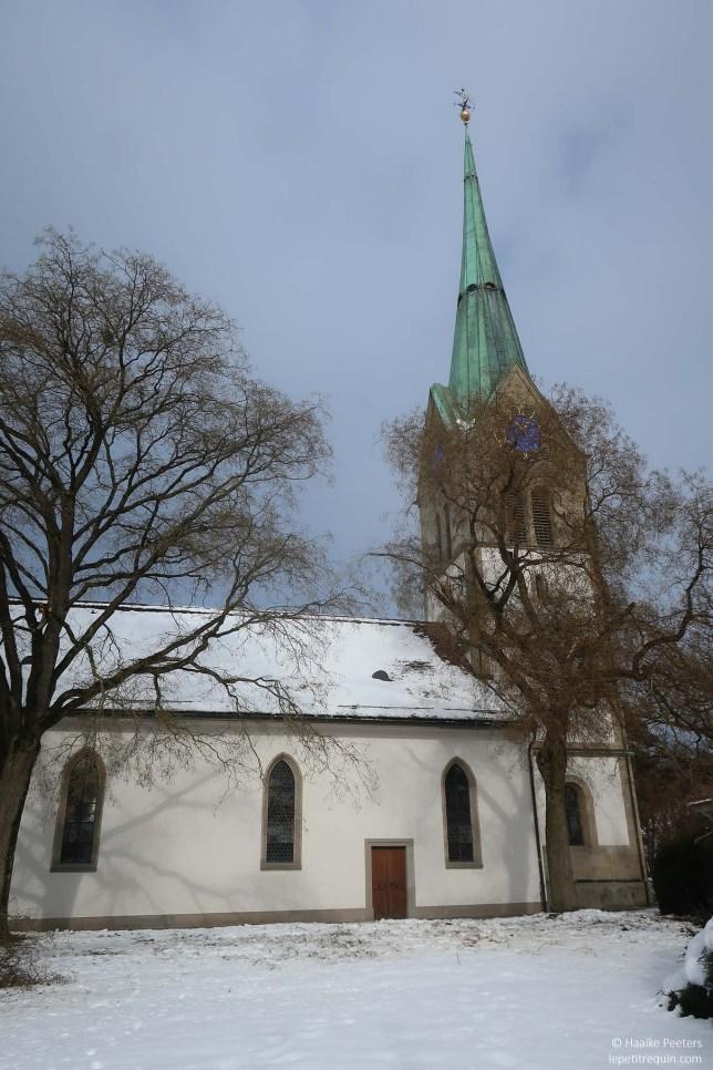 Kirche Wülflingen (Le petit requin)