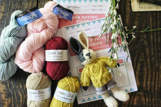 Yarn Buying Guide to Save Money