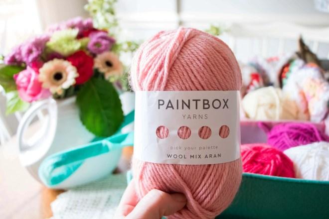 Paintbox Wool Mix Aran