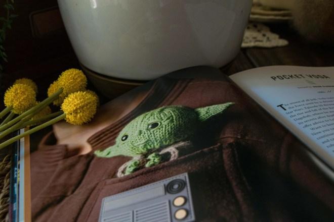 Pocket Yoda Knitting Pattern