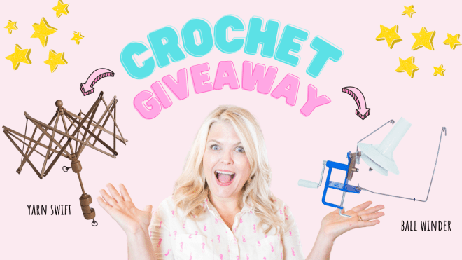 Crochet Giveaway!
