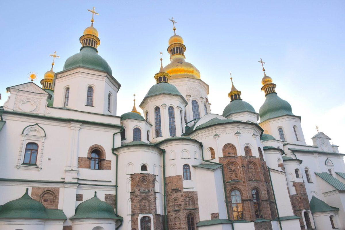 千年歷史的大教堂