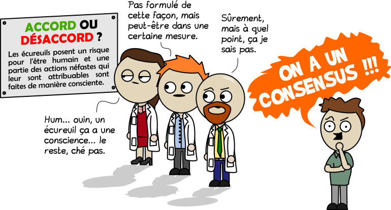 consensus scientifique