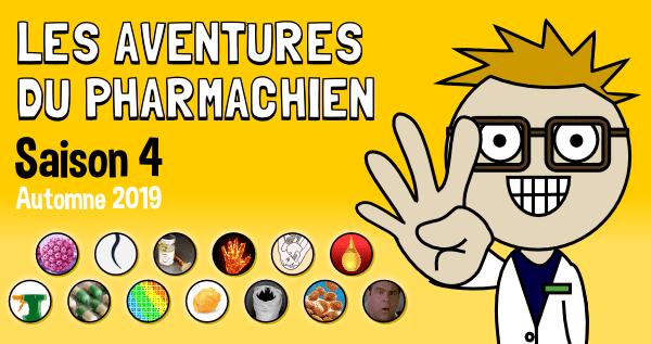 les aventures du pharmachien saison 4