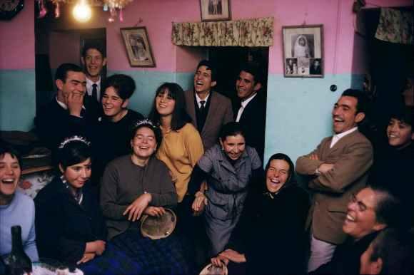 famille Escalona rigolent