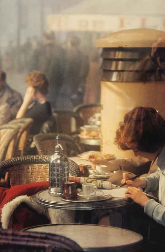 Saul Leiter - Paris - 1959