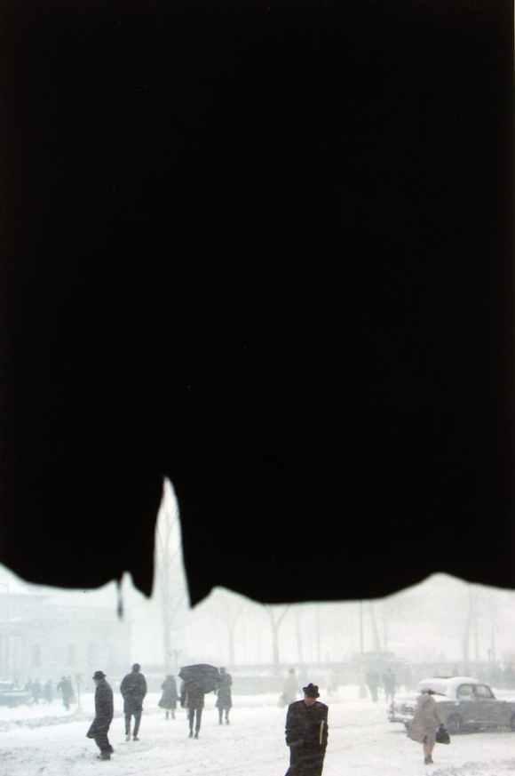 Saul Leiter - Canopée - 1958