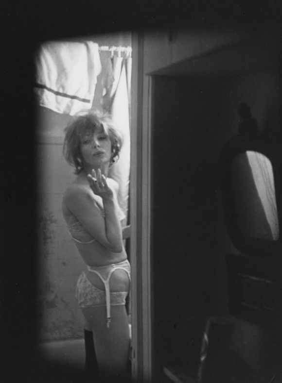 Saul Leiter - In My Room - Soames Bantry