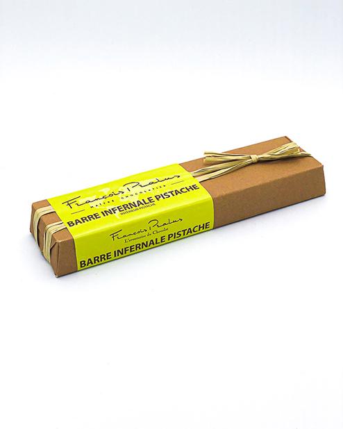 barre infernale pistache - IMG 2871 - Barre infernale pistache