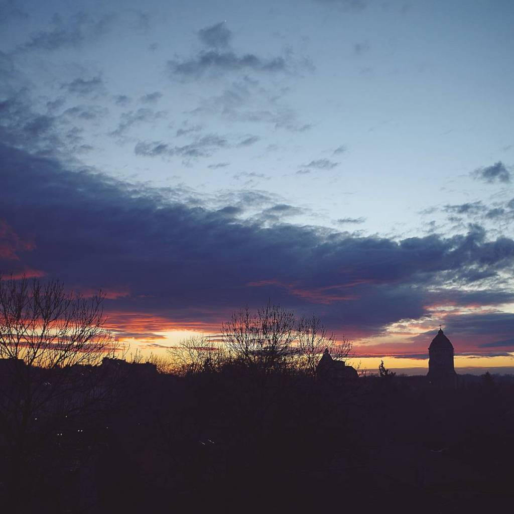sunsetmadness sunset sunsetporn skyporn sky zachdsoca Concordia Bolesawiechellip