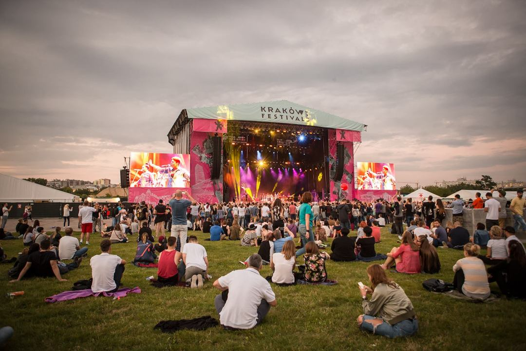 Kraków Live Music Festival 2016