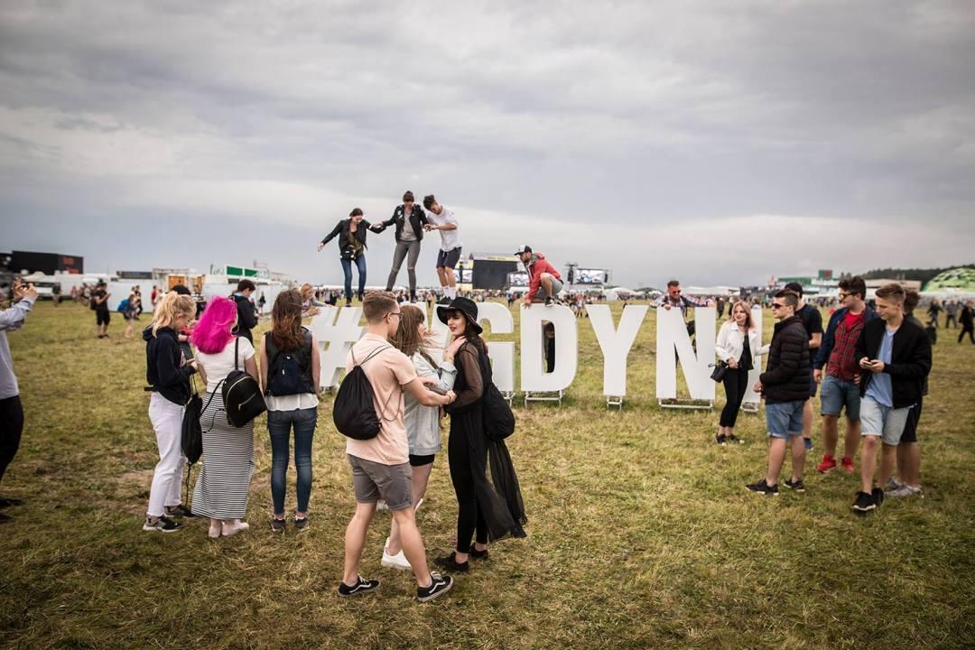 Foo Fighters Open'er Festival 2017