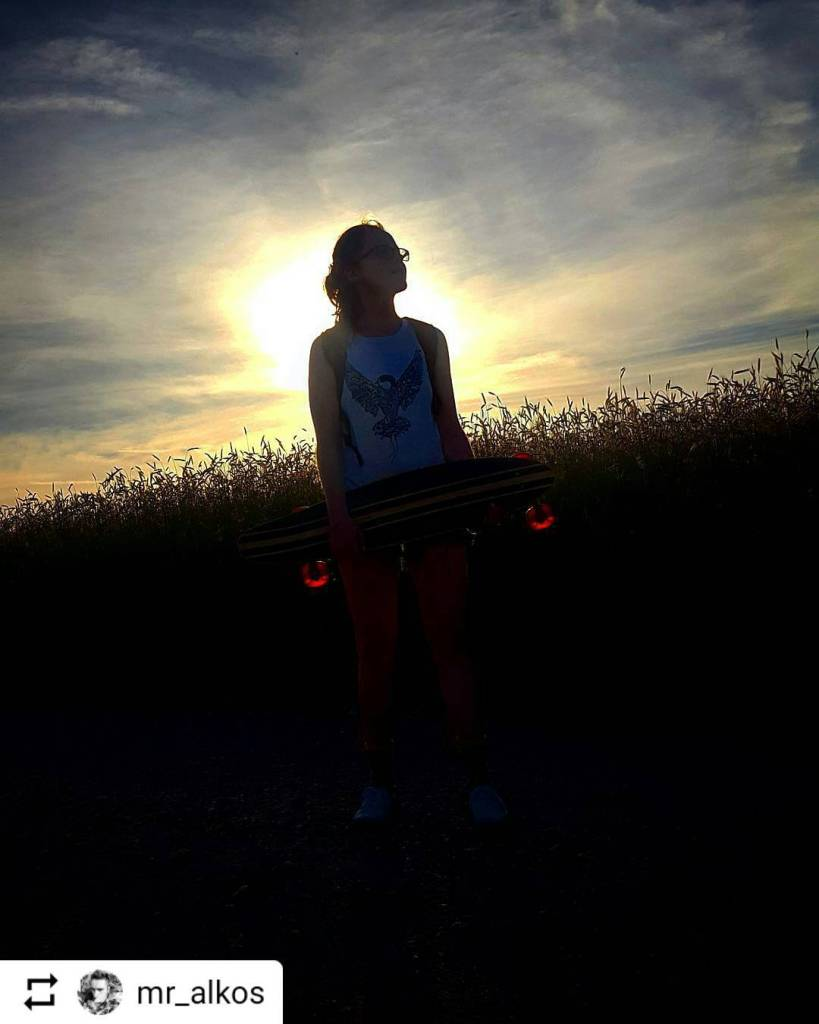 Wheels on fire Repost mralkos longboards longboard skate crousing freeridehellip