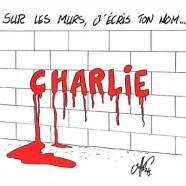 Je suis à nouveau Charlie