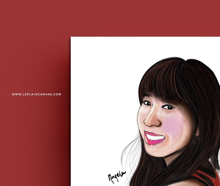 Titled Dear Joy by Angela Leong