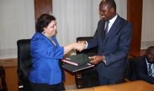 Coopération Côte d'Ivoire-Unicef/ Le plan de travail annuel 2014-2015 signé