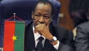 L'ex Président du Burkina-Faso, Blaise Compaoré (Ph: Dr)