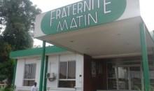 Fraternité-Matin/ Alakagni Hala toujours suspendu avec «suspension» de sa solde