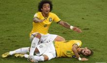 Brésil : Néymar forfait pour le reste du Mondial 2014