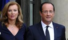 François Hollande- Valérie Trierweiler/ La bataille de la photo des fesses du Président français sur les réseaux sociaux
