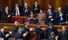 Trois ministres étrangers dans le nouveau gouvernement en Ukraine