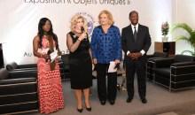 Côte d'Ivoire/ L'exposition «Objets Uniques» de Princesse Ira prend fin ce jeudi