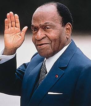 Félix Houphouët-Boigny, le bâtisseur de la Côte d'Ivoire moderne. (Ph: Dr)