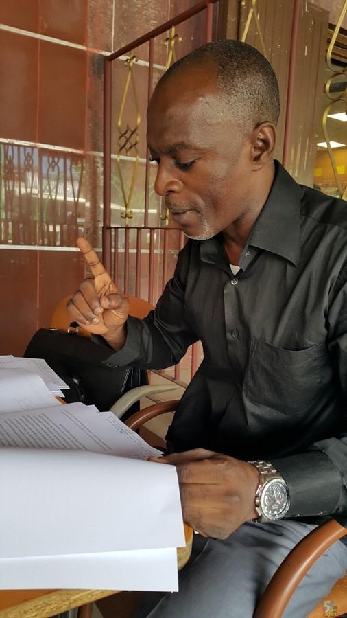 Charles Koffi, le président du Renadvidet-Ci dénonce un projet d'assassinat contre lui.