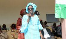 Dominique  Ouattara offre 200 millions aux femmes de Kaniasso et Samatiguila