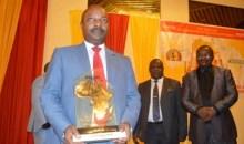 #CIV Prix panafricain de l'émergence et du développement : Docteur Désiré Lasségué (Dg de la Cnss)  enlève la couronne continentale