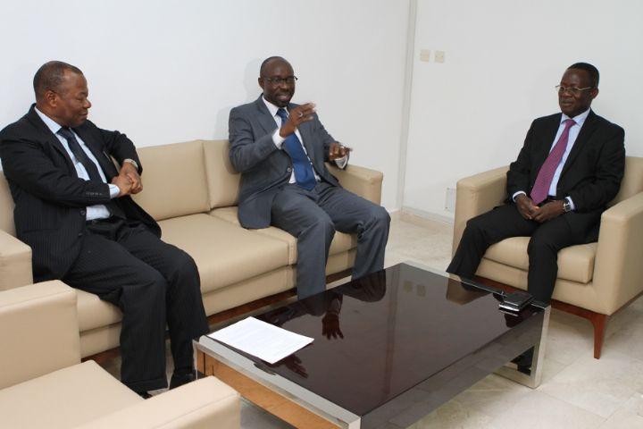 L'ONAD et la SODECI peaufinent la stratégie des grands travaux d'assainissement du district d'Abidjan (Ph:Dr)