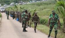 #CIV Axe Bouaflé-Daloa bloqué par des élèves agents des Eaux et forêts