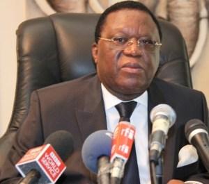 Youssouf Bakayoko, Président de la Commission électorale indépendante. (Ph: Dr)