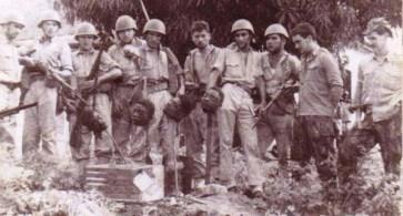 Colons français au Cameroun. Photo d'archive