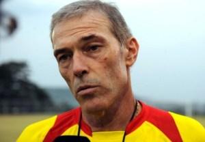 Michel Dussuyer, le néo-entraîneur des Eléphants...