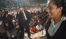 Angelica Zambrano raconte la vie de Michaël Jackson et du Pape Jean Paul II en enfer #vidéo