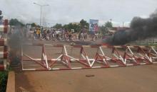 Des heurts ce matin devant l'hôtel Laico de Ouaga, « la bonne nouvelle » toujours en attente au Burkina