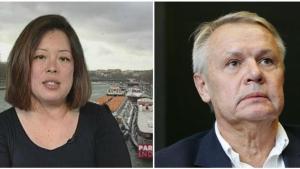 Catherine Graciet et Eric Laurent, les deux journalistes mis en cause dans l'affaire. (Ph: Dr)