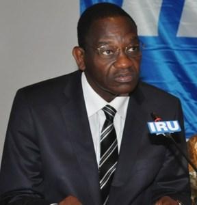 Réunion annuelle 2013 du comité régional de l'union internationale des Transports Routiers pour l`Afrique Vendredi 13 Décembre 2013. Abidjan (Ph. A titre d'illustration)