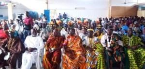 Les chefs traditionnels.Ph.D
