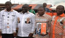Présidentielle 2015/ Charles Diby Koffi et Epiphane Zoro mobilisent dans la Marahoué #civélections