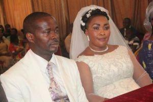 Le couple Okoué