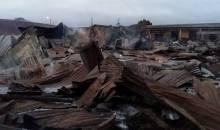 Tanda-Incendie : Le marché part en feu #Région