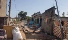 Plus d'un an après la démolition de la cité RAN PK6/ Les responsables des résidents fondent en larmes devant le cardinal Kutwan #injustice