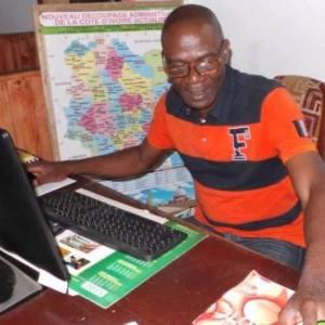 """Sériba Koné, rédacteur en chef central du site lepointsur.com, parmi les journalistes présélectionnés """"Prix Ebony 2015"""""""