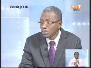 Ibrahima Diaby, DG de la Petroci.Ph.Dr