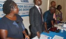 Atelier de Formation des journalistes et acteurs des médias ivoiriens sur le code de déontologie/ De grandes décisions  arrêtées #média
